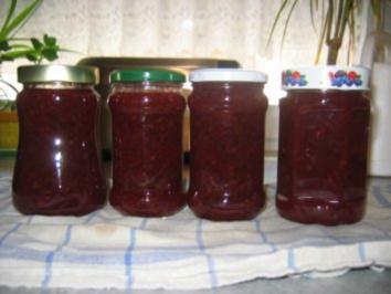 Johannis-Stachelbeer-Marmelade - Rezept