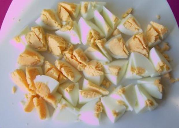 Salat: Nudel-Wurst-Salat - Rezept - Bild Nr. 6