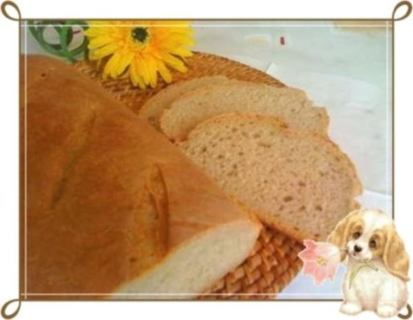 Brot - Hefeteigbrot - Rezept