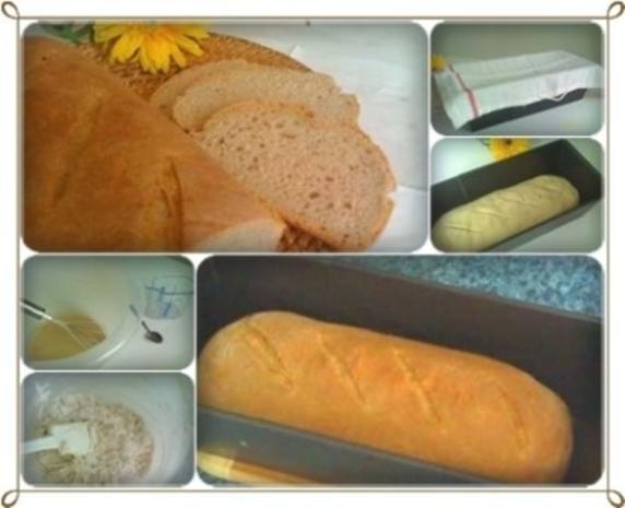 Brot - Hefeteigbrot - Rezept - Bild Nr. 15