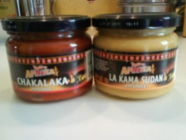 Fleisch: Bratwürstchen mit Chakalaka-Dip - Rezept - Bild Nr. 3
