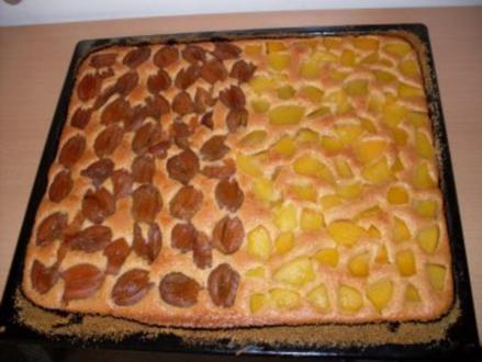 Blechkuchen einfach - Rezept