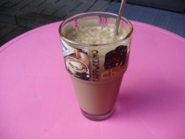 Kaffee - Bananen - Shake - Rezept