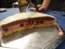 Deutschland-Kuchen - Rezept