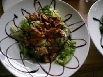 Karins fruchtiger Wachauer Sommer Salat - Rezept