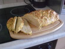 Zwiebel-Curry-Brot - Rezept