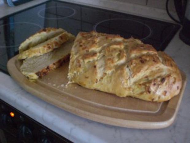 Zwiebel-Curry-Brot - Rezept - Bild Nr. 2