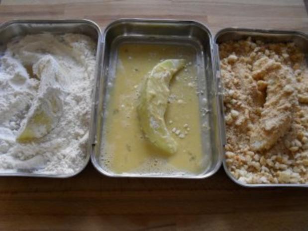 Schnitzel mit Kartoffelsalat - Rezept - Bild Nr. 2