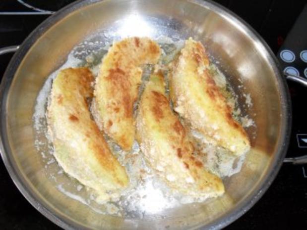 Schnitzel mit Kartoffelsalat - Rezept - Bild Nr. 4