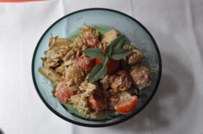 Rustikaler Kartoffelsalat - Rezept