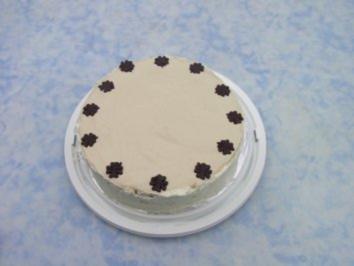Kaffee - Sahne - Torte - Rezept