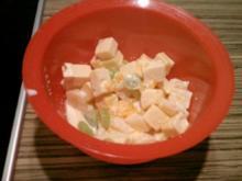 """""""SALAT"""" Trauben-Käse-Salat - Rezept"""