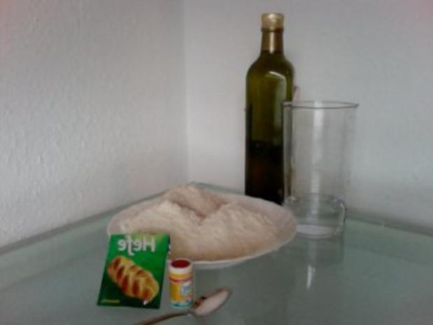 Vollkorn-Dinkel-Pizza - Rezept - Bild Nr. 2