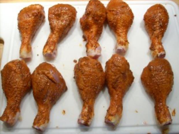 """Marokkanisches Hähnchen """"hot & spicy"""" - Rezept - Bild Nr. 3"""