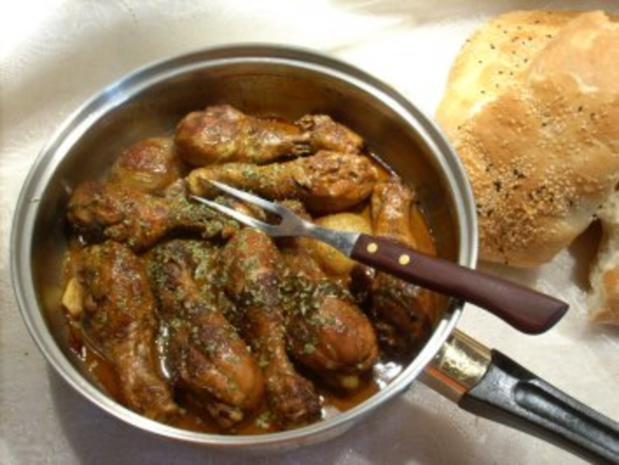 """Marokkanisches Hähnchen """"hot & spicy"""" - Rezept - Bild Nr. 2"""