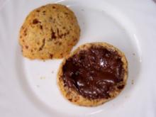 Backen: Schokoladen-Brötchen - Rezept
