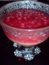 Johannisbeer-Kaltschale - Rezept