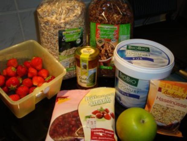 Frühstücksmüsli - Rezept - Bild Nr. 2