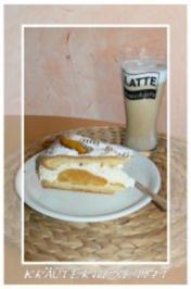 Pfirsisch Käse-Sahne - Rezept