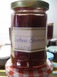 Erdbeer-Bananen-Konfitüre - Rezept