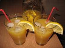 Citrus-Eistee - Rezept