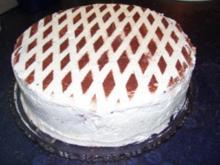 150. Rhabarber-Mandel-Torte - Rezept