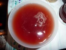 Marmelade: Stachelbeer-Trauben-Gelee - Rezept