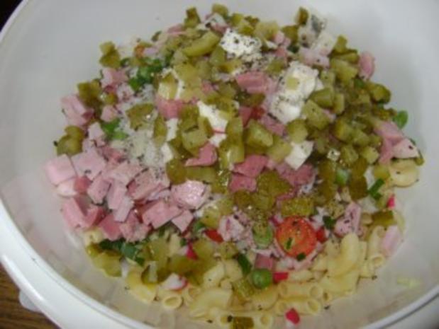 Nudelsalat - Rezept - Bild Nr. 5