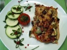 Tomaten-Zuccini-Kuchen - Rezept