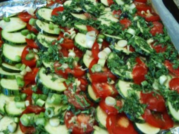 Tomaten Zuccini Kuchen Rezept Mit Bild Kochbar De