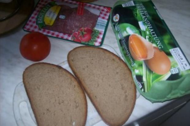 kleiner Snack - Abendbrot ♥ ♥ ♥ - Rezept - Bild Nr. 2