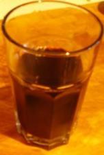Schwarze Johannisbeer - Götterspeise - Rezept