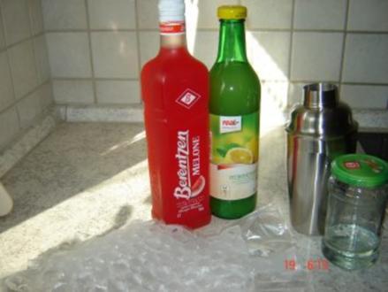 Melon Sour - Rezept