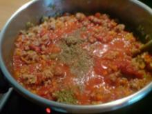 Sauce Bolognese - Rezept