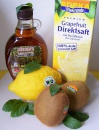 Getränk: KIMIGRA - Sommerdrink - Rezept