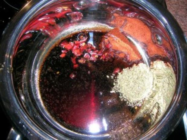 Peri-Peri Hähnchen - ein Mitbringsel aus dem Urlaub - feurig scharf, aber superlecker - Rezept - Bild Nr. 5