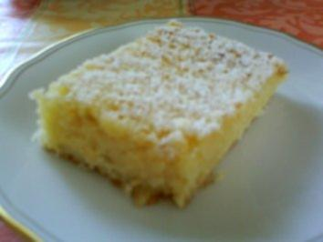 Bienenstich - Rezept