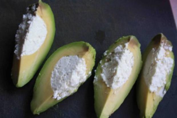 Sommerlicher Salat mit gebratener Avocado - Rezept - Bild Nr. 3