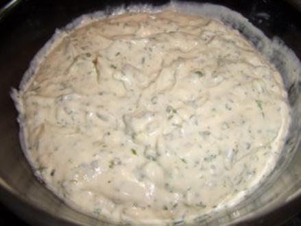 Dip´s & Saucen  : Knoblauch ~  Joghurt ~ Dip - Rezept