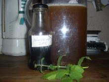 Getränke: kleine Erfrischung für zwischendurch - Rezept
