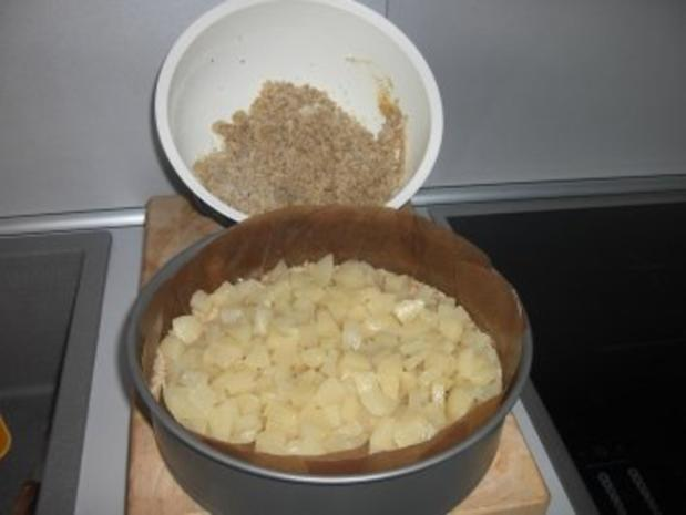 Streusel - Birnen - Kuchen - Rezept - Bild Nr. 2