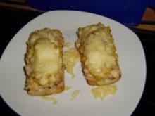 Bärbel's Thunfisch-Mais-Baguette - Rezept