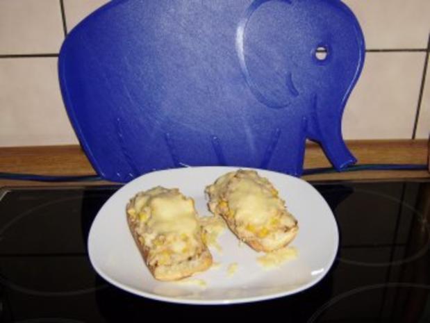 Bärbel's Thunfisch-Mais-Baguette - Rezept - Bild Nr. 5