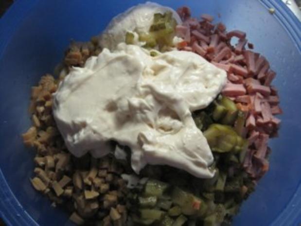 Nudelsalat - Rezept - Bild Nr. 7