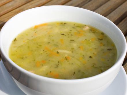 Polnische Gurkensuppe - Zupa ogórkowa - Rezept - Bild Nr. 2