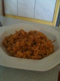 Naneli Pilav - Reis mit Minze - Rezept