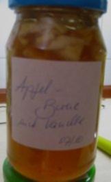 Flirt von Apfel & Birne - Rezept