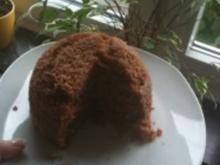 Schoko-Kokoskuchen mit der Microplus-Kanne von Tupper - Rezept