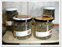 Brotaufstrich - Pitahaya-Prosecco- Konfitüre - Rezept