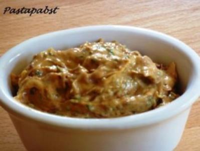 Tomaten-Basilikum-Butter - Rezept